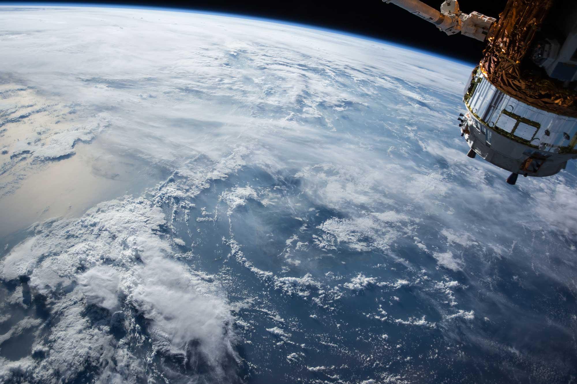 Schadenerhebung per Satellit und KI