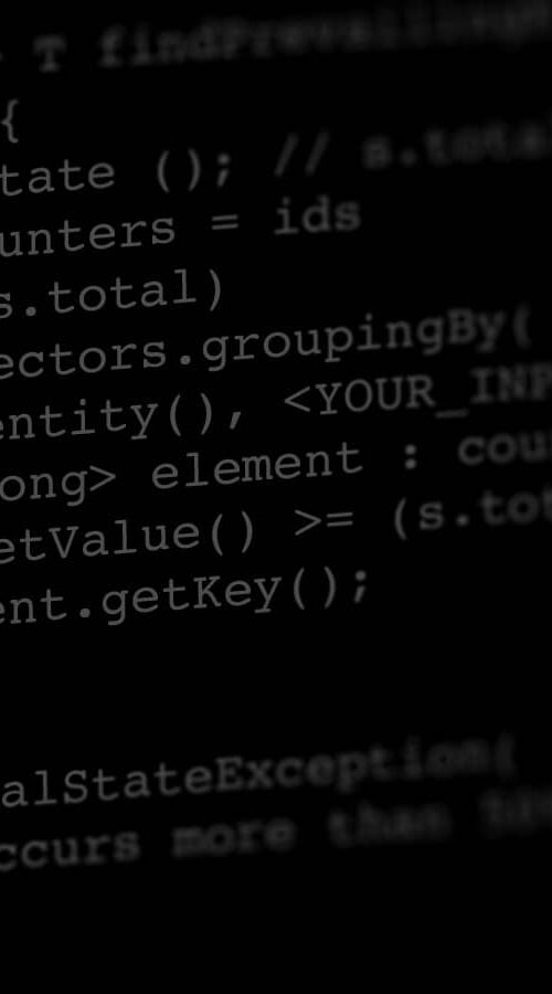 Coding Master Wanted!